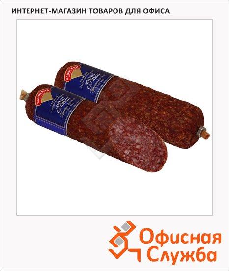 фото: Колбаса Клинский мини-салями сырокопченая 300г