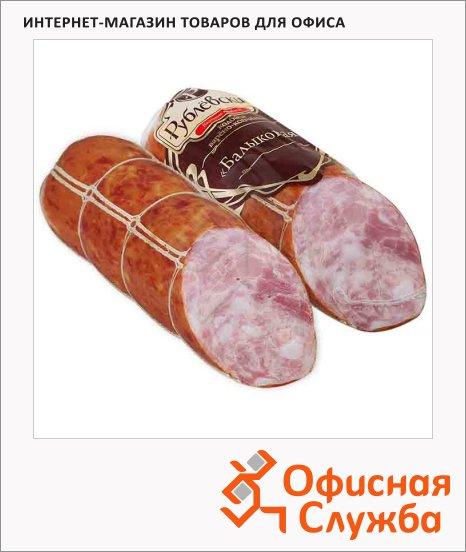 Колбаса Рублевский варено-копченая Балыковая, 400г