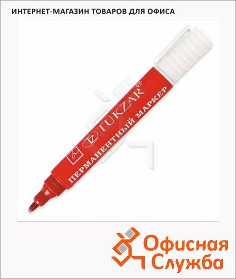 Маркер перманентный Tukzar 420, 2мм, овальный наконечник