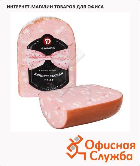 Колбаса Дымов вареная Телячья ГОСТ, 450г