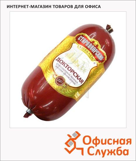 Колбаса Стародворские Колбасы вареная Докторская, 500г