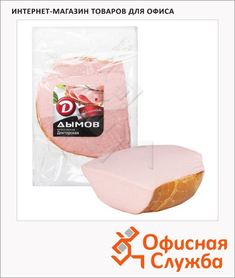 Колбаса Дымов Докторская вареная, кг