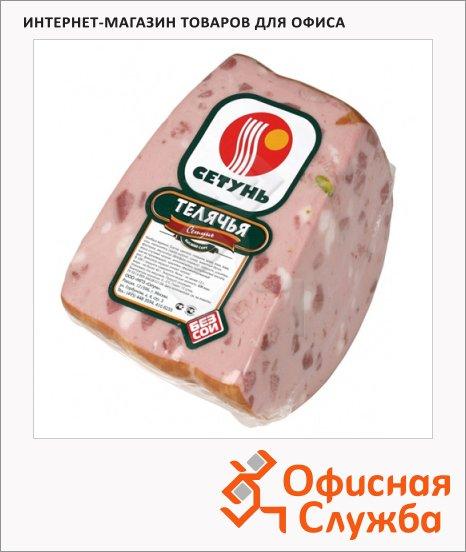 фото: Колбаса в синюге Телячья кг
