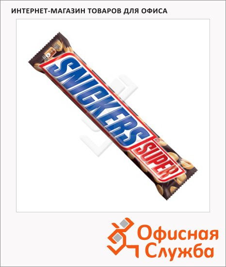 �������� ���������� Snickers Super � ��������, 32�� � 95�