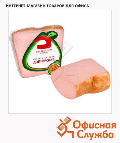 Колбаса Мясной Дом Бородина Докторская вареная, кг