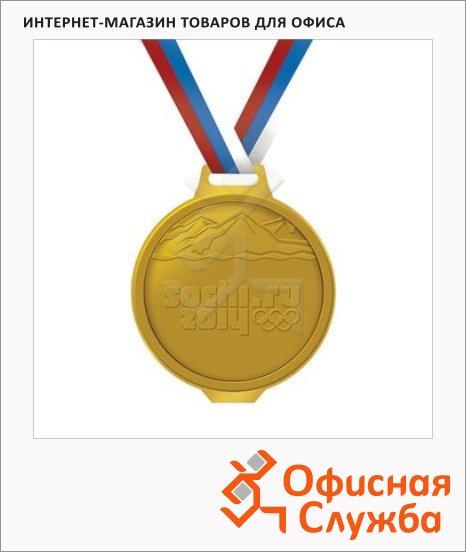 Медаль шоколадная 2014