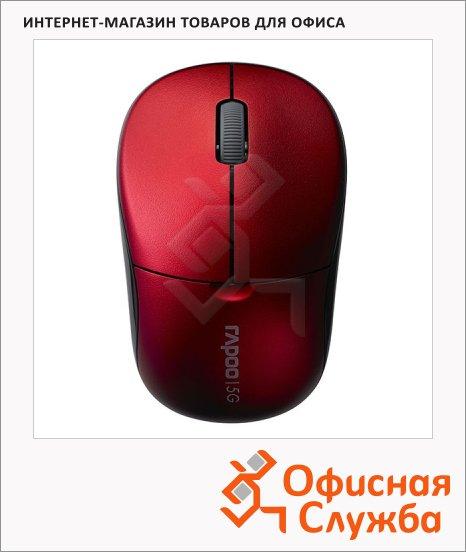Мышь беспроводная оптическая USB Rapoo