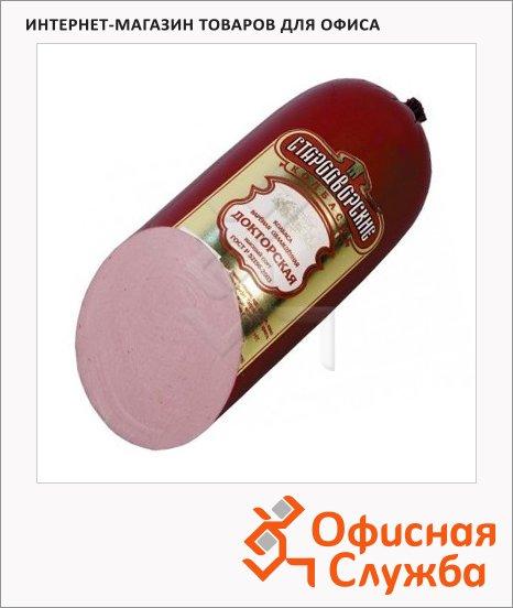 Колбаса Стародворские Колбасы Докторская ГОСТ вареная, кг