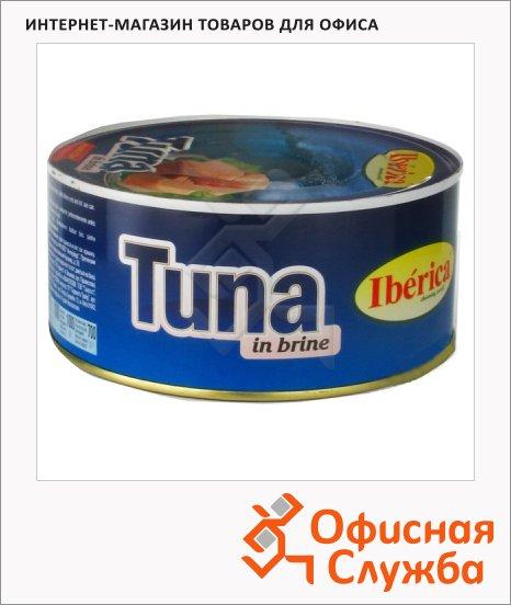 Тунец Iberica в cобственном соку