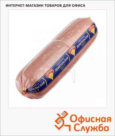 Колбаса Клинский Любительская вареная, кг