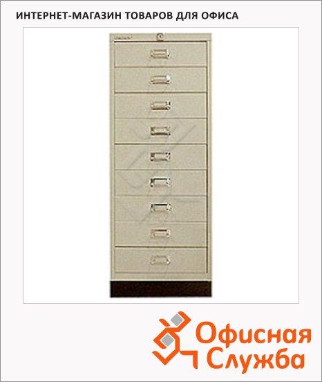 Шкаф металлический для документов Bisley ВА 3/9L (PC 115)