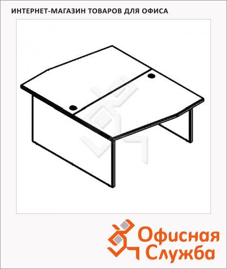 Стол письменный Skyland Xten X2CT 169.1, двойной, 1600х1810х750мм