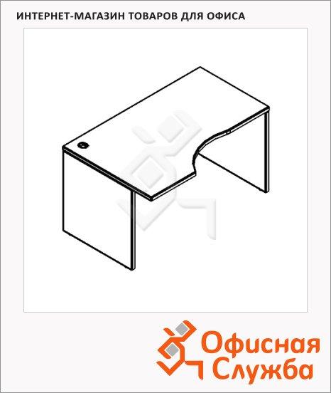Стол письменный Skyland Xten XCET 149, эргономичный, левый, 1400х900х750мм