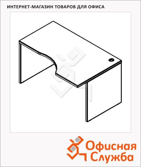 Стол письменный Skyland Xten XCET 169, эргономичный, правый, 1600х900х750мм