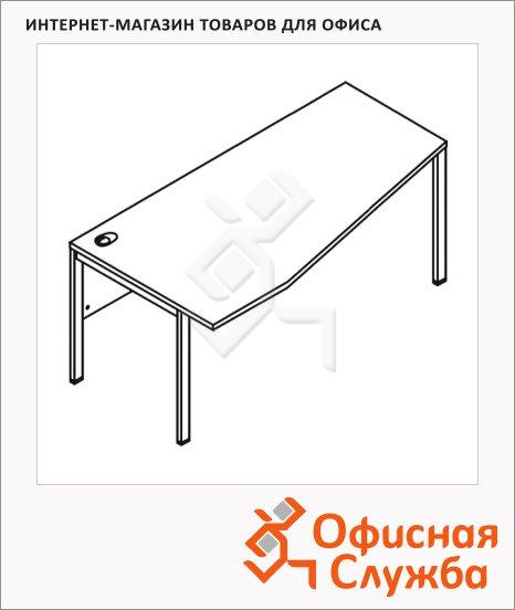 Стол письменный Skyland Xten-M XMCT 169, эргономичный, левый, 1600х900х750мм