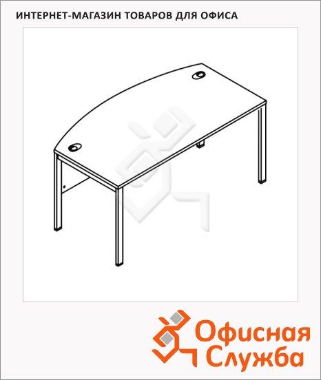 Стол руководителя Skyland Xten-M XMET 169, 1600х867х750мм