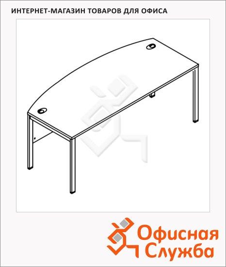 Стол руководителя Skyland Xten-M XMET 189, 1800х914х750мм