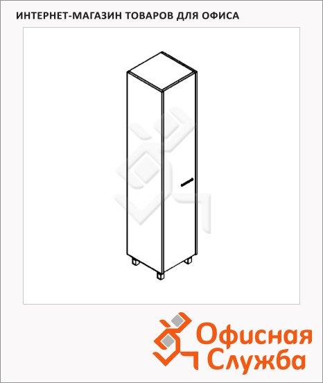 Шкаф-колонка Skyland Offix NEW OHC 45.1, 456х450х2147мм, с глухой дверью