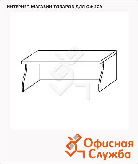 Надставка на стол Skyland Imago НС-3, 1400х300х400мм