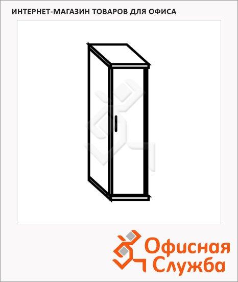 Шкаф-колонка Skyland Simple SR-5U.1, правый, 386х375х1815мм, с глухой дверью