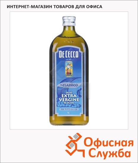 Масло оливковое De Cecco Еxtra virgin 100% нерафинированное
