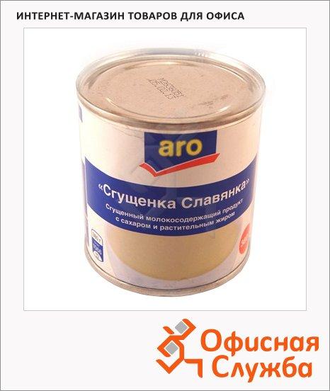 фото: Молоко сгущенное Aro 8.5% 370г ж/б