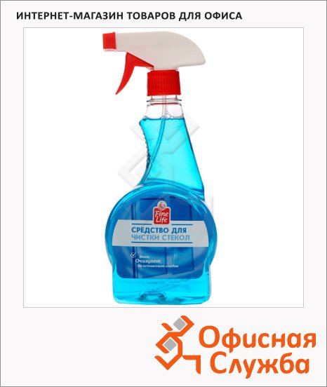 Чистящее средство для стекол Fine Life