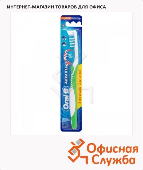 Зубная щетка Oral-B Advantage Plus