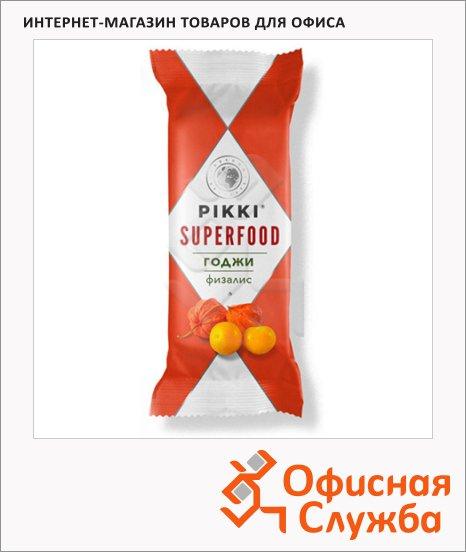 Батончик фруктово-ореховый Pikki, 35г