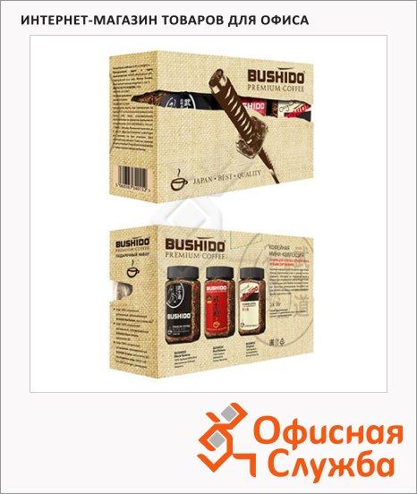 Кофе растворимый Bushido Кофейная мини-коллекция