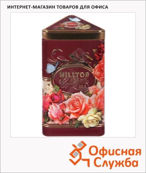 фото: Чай Букет роз Королевское золото черный, листовой, 80г, ж/б