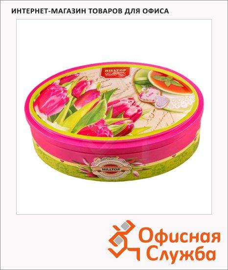 Чай Hilltop Розовые тюльпаны