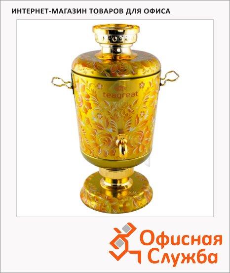 Чай Teagreat Самовар