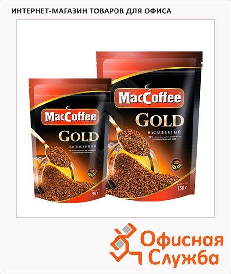 Кофе растворимый Maccoffee Gold, пакет