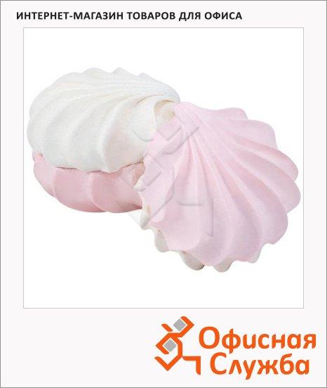 фото: Зефир Кронштадтская Кф Бело-розовый ваниль и малина 260г