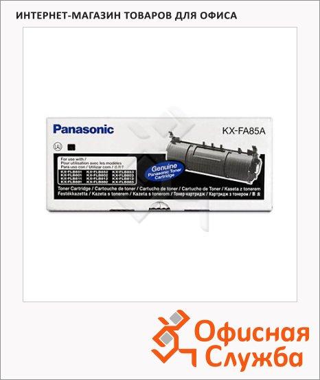 фото: Картридж для факса лазерный Panasonic KX-FA85A черный, 5000стр