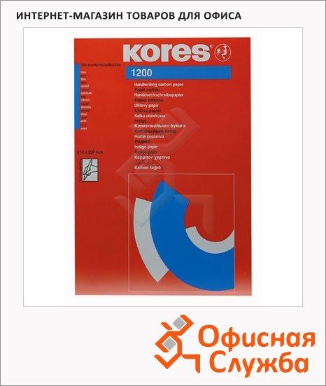 Бумага копировальная Kores А4, 100 листов