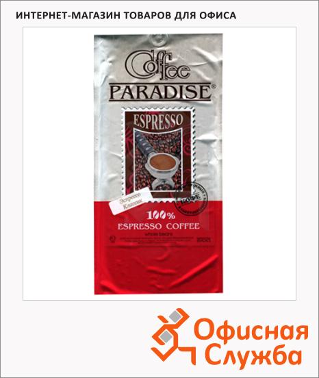 Кофе в зернах Paradise Espresso Classic 1кг, пачка
