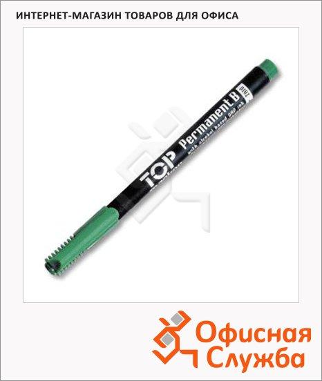Маркер перманентный Ico Top B, 3мм, круглый наконечник