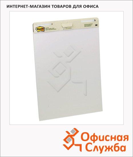 Блокнот для флипчарта Pos t-it 559 64х78см, 30 листов х 2 блока, белый