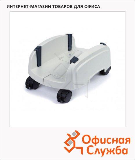фото: Подставка для системного блока Profioffice HC-3R серая, на колесах
