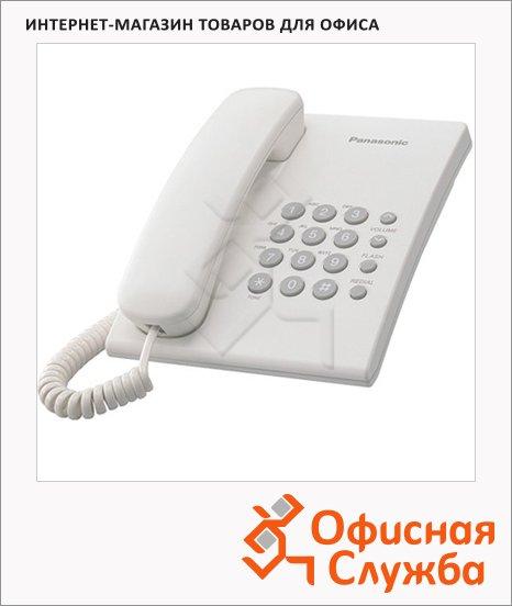 Телефон проводной Panasonic KX-TS2350RU