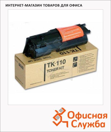 Тонер-картридж Kyocera Mita TK-110, черный
