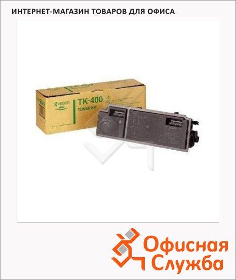 Тонер-картридж Kyocera Mita TK-400, черный