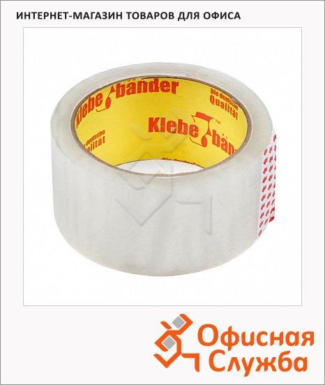 Клейкая лента упаковочная Klebebander 66мм х75м