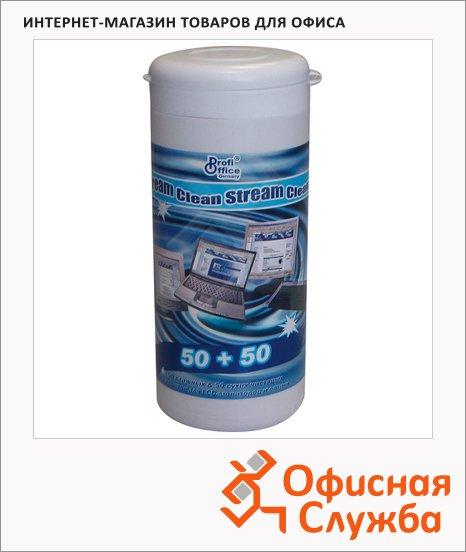�������� �������� ������������� Profioffice Clean Stream 50 �������+50 �����, � ����, 19815