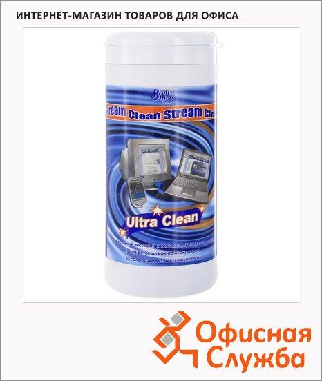 �������� �������� ��� ��������� Profioffice Clean Stream Ultra Clean 50 �������+50 �����, � ����, 19826