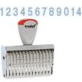 Нумератор ленточный 14-значный TRODAT 15514/5мм TR-15514