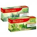 Чай Milford, зеленый, 20 пакетиков