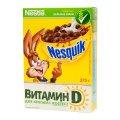 Готовый завтрак Nesquik шоколадные шарики, 375г